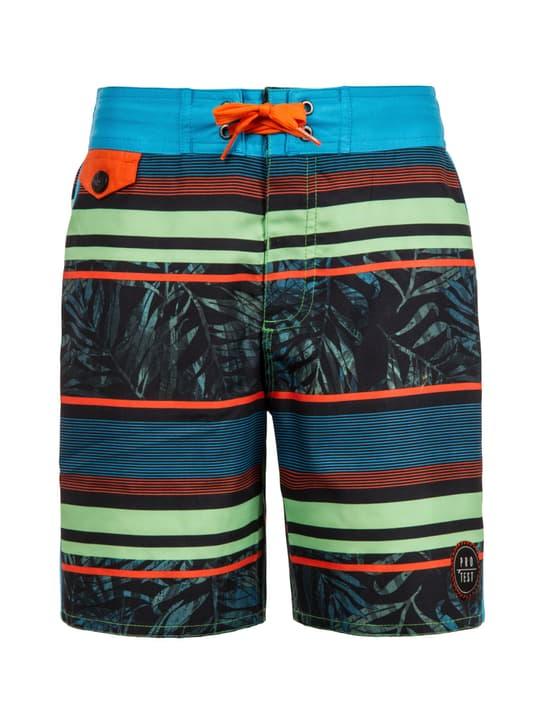 Leon JR Beachshort Short de bain pour garçon Protest 462870714093 Couleur multicolore Taille 140 Photo no. 1