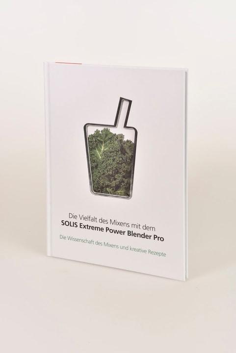 Extreme Power Blender Pro Deutsch Rezeptbuch Solis 717449800000 Bild Nr. 1