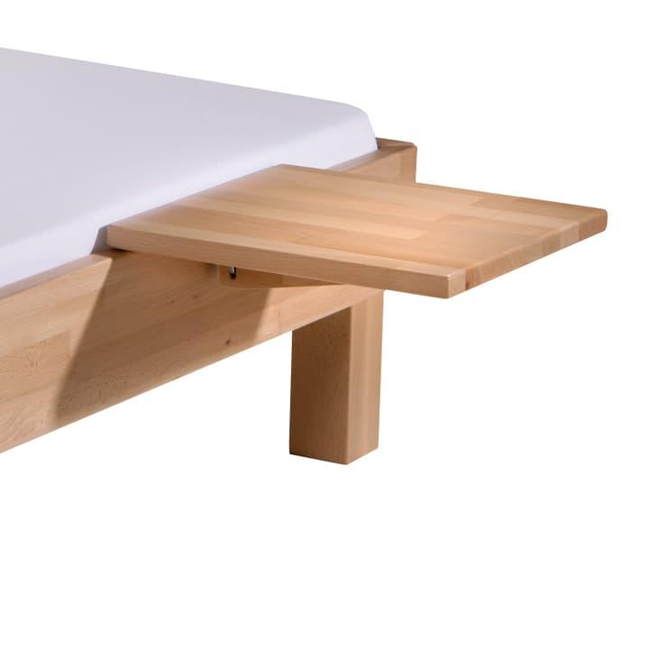 MIDO Table de chevet HASENA 403519885001 Dimensions L: 40.0 cm x P: 35.0 cm x H: 10.0 cm Couleur Hêtre naturel Photo no. 1