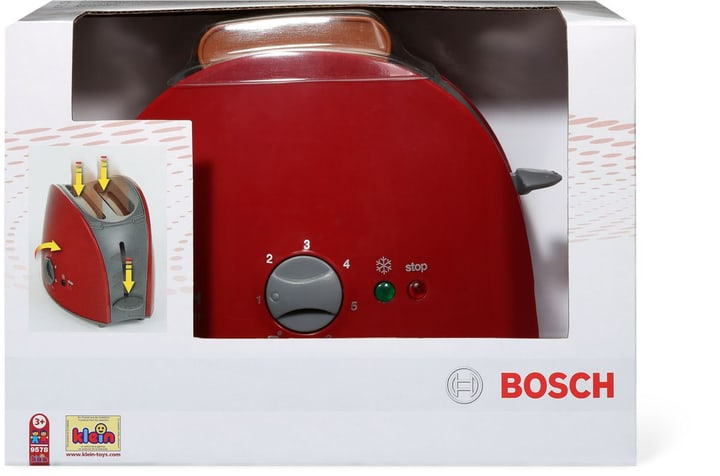 Bosch Grille-Pain 744669400000 Photo no. 1