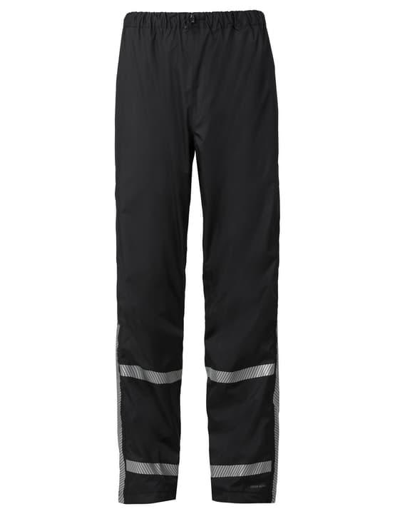 M Luminum Performance Pantalone da pioggia da uomo Vaude 461319900320 Colore nero Taglie S N. figura 1