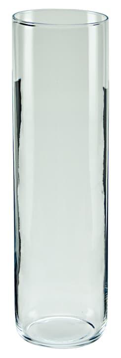 Vaso Casper Hakbjl Glass 655862100000 Colore Transparente Taglio ø: 14.5 cm x A: 50.0 cm N. figura 1