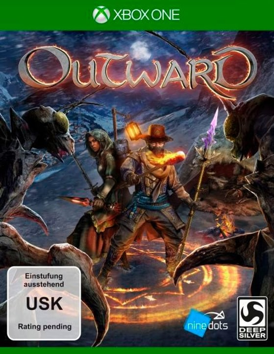 Xbox One - Outward Box 785300139678 Langue Allemand Plate-forme Microsoft Xbox One Photo no. 1