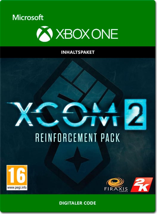 Xbox One - Xbox One - XCOM 2: Reinforcement Pack Download (ESD) 785300137371 Photo no. 1