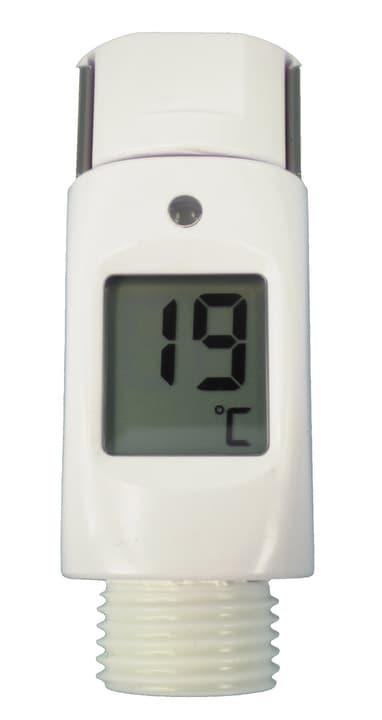 Duschthermometer weiss diaqua 675084200000 Bild Nr. 1