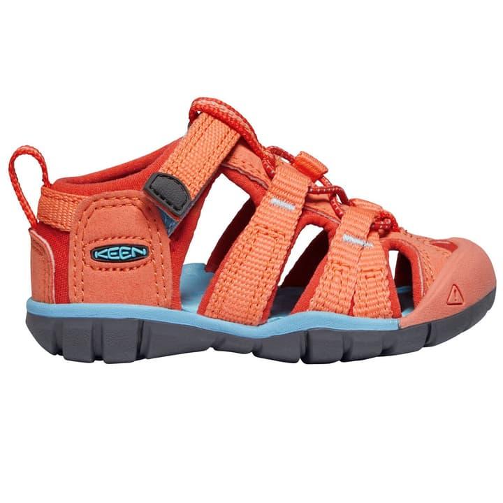 Seacamp II CNX Kinder-Sandale Keen 465627419057 Grösse 19 Farbe koralle Bild-Nr. 1