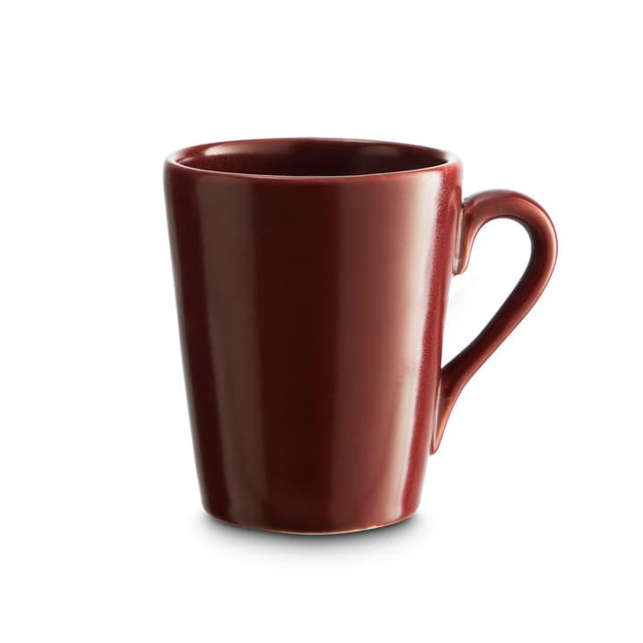 BRANDAO Tazza 393116300000 Dimensioni L: 8.5 cm x P: 8.5 cm x A: 10.0 cm Colore Rosso N. figura 1