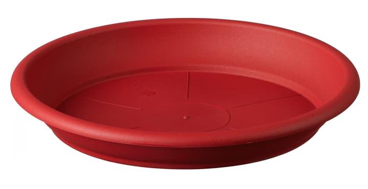 Sottovaso per vaso da fiori Farnese Deroma 658708800000 Taglio ø: 35.0 cm x A: 5.0 cm Colore Rosso N. figura 1