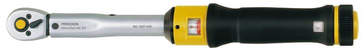 """Clé dynamométrique MicroClick MC 30, 6 -30 Nm, 1/4"""" Proxxon 601463300000 Photo no. 1"""