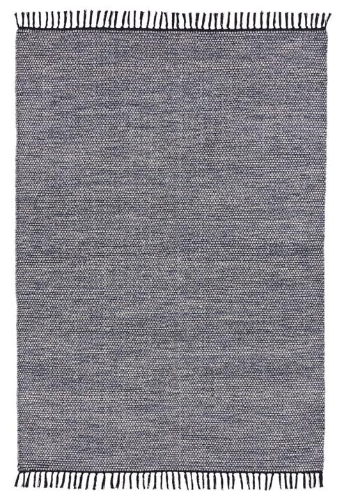 PHILIPP Teppich 412008406080 Farbe grau Grösse B: 60.0 cm x T: 90.0 cm Bild Nr. 1