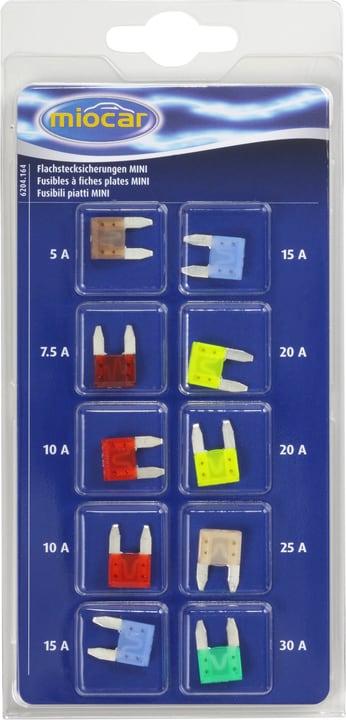 Flachstecksicherungen Mini Set KFZ Sicherung Miocar 620416400000 Bild Nr. 1