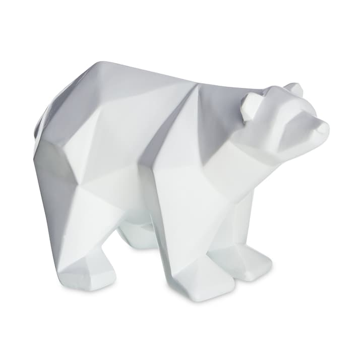 GUSTAF Ours blanc décoratif 390268400000 Photo no. 1