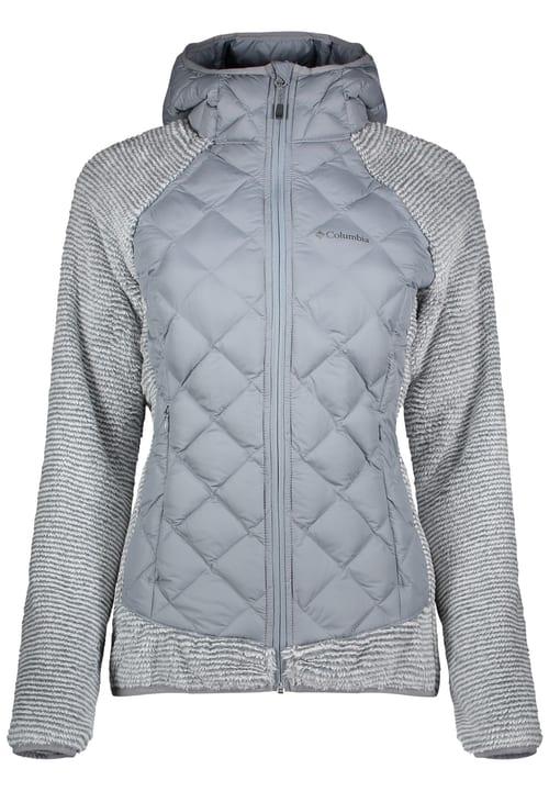 Techy Veste en polaire pour femme Columbia 462756700381 Couleur gris claire Taille S Photo no. 1
