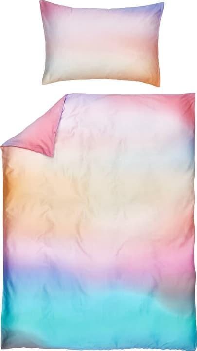 VIVI Federa per cuscino raso 451308610995 Colore Multicolore Dimensioni L: 100.0 cm x A: 65.0 cm N. figura 1
