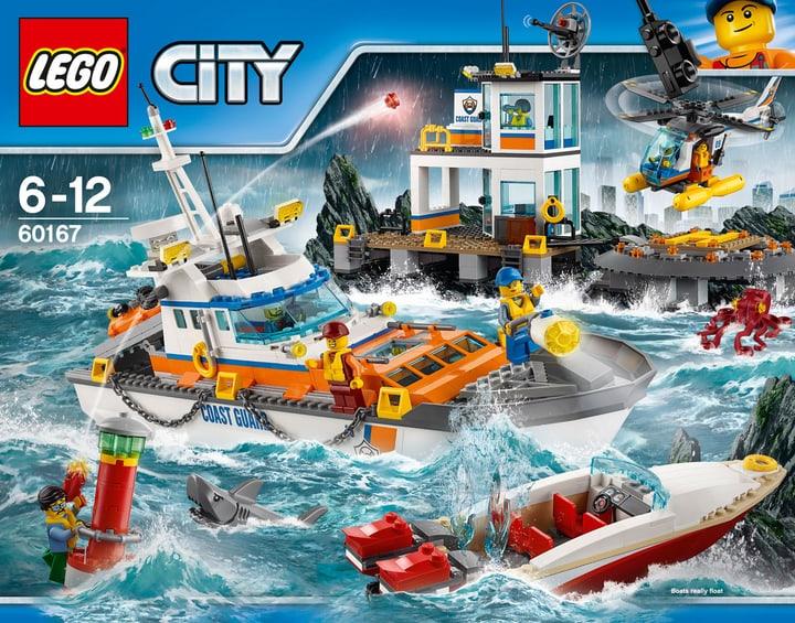 Lego City Le QG des garde-côtes 60167 748852600000 Photo no. 1