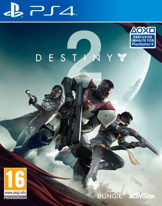 PS4 - Destiny 2 785300122311 Photo no. 1
