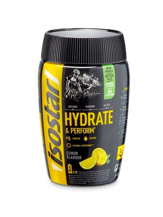 Hydrate & Perform Pulver 400 g Isostar 463085402393 Geschmack Lemon Farbe farbig Bild Nr. 1