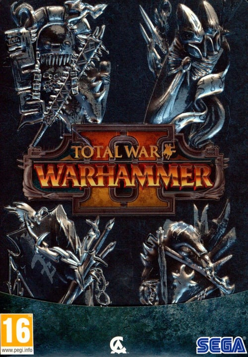 PC - Total War: Warhammer 2 Limited Edition Fisico (Box) 785300128971 N. figura 1
