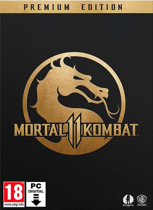 PC - Mortal Kombat 11 - Premium Edition Download (ESD) 785300144038 Photo no. 1