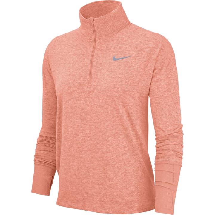 Damen-Langarmshirt Nike 470163600352 Farbe lachs Grösse S Bild-Nr. 1