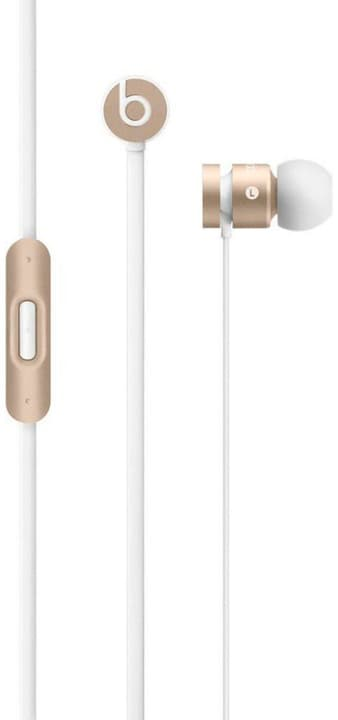 urBeats -  hard chrome finish - In-Ear écouters - Or Beats By Dr. Dre 785300130815