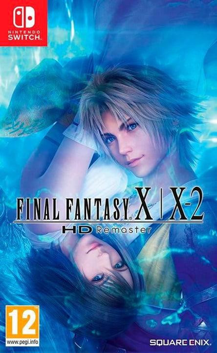 NSW - Final Fantasy X/X-2 HD Remaster D Box 785300142609 N. figura 1