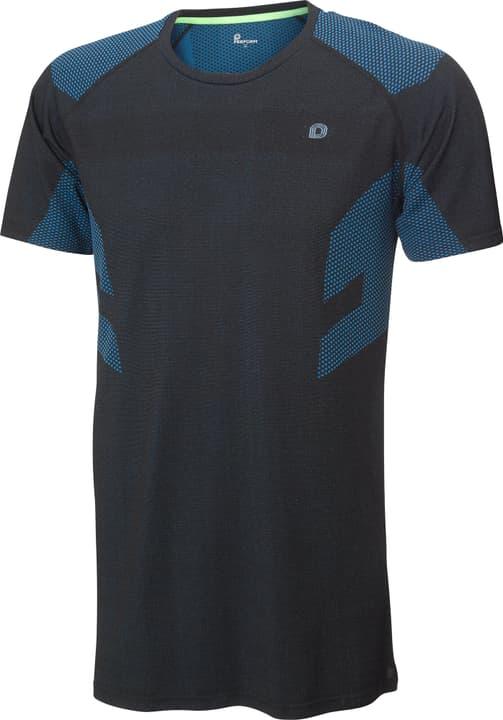Running Shirt Shirt pour homme Perform 470419400343 Couleur bleu marine Taille S Photo no. 1
