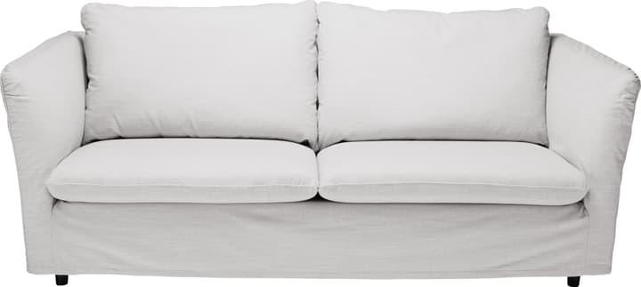 MAY 3er-Sofa 405713000000 Grösse B: 208.0 cm x T: 102.0 cm x H: 88.0 cm Farbe Hellgrau Bild Nr. 1