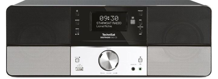DigitRadio 360 CD - Schwarz Digitalradio DAB+ Technisat 785300134715 Bild Nr. 1