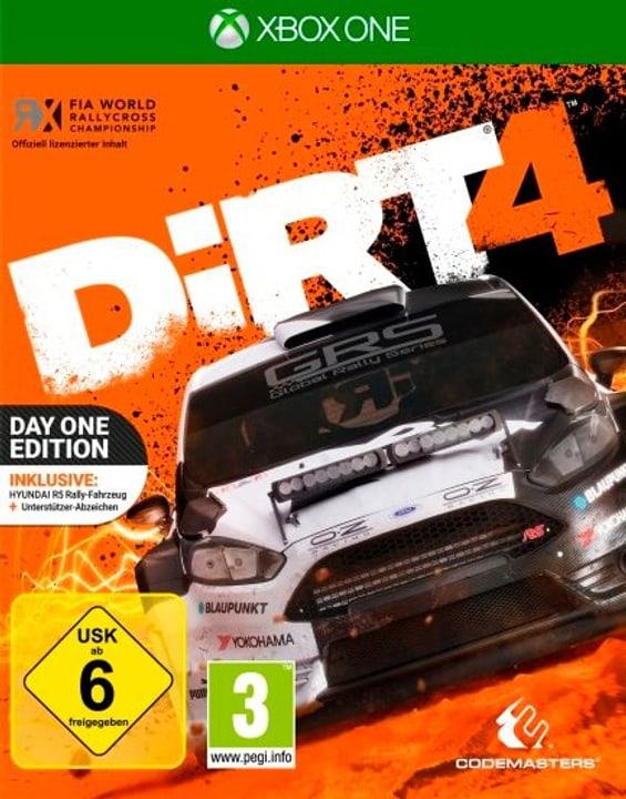 Xbox One - DiRT 4 Day One Edition 785300122308 Bild Nr. 1