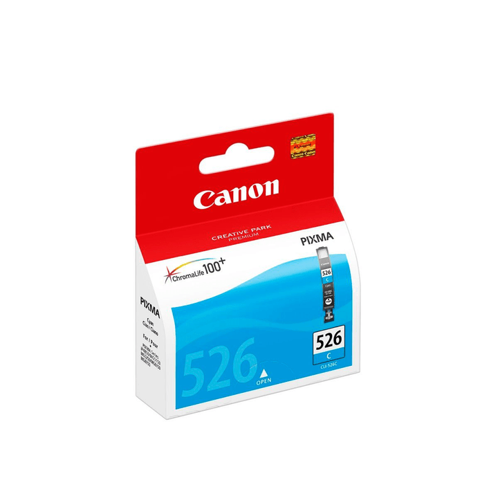 CLI-526BK cyan Cartuccia d'inchiostro Canon 796011000000 N. figura 1