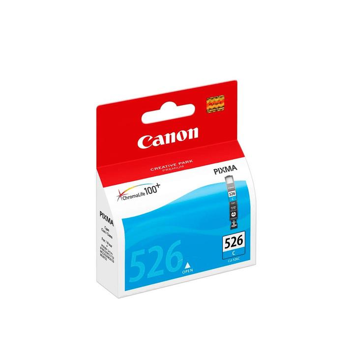 CLI-526C cartouche d'encre cyan Canon 796011000000 Photo no. 1