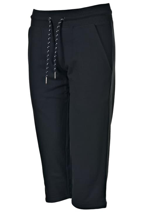 SWEATPANT EVA CAPRI Damen-3/4-Hose Extend 462410200320 Farbe schwarz Grösse S Bild-Nr. 1