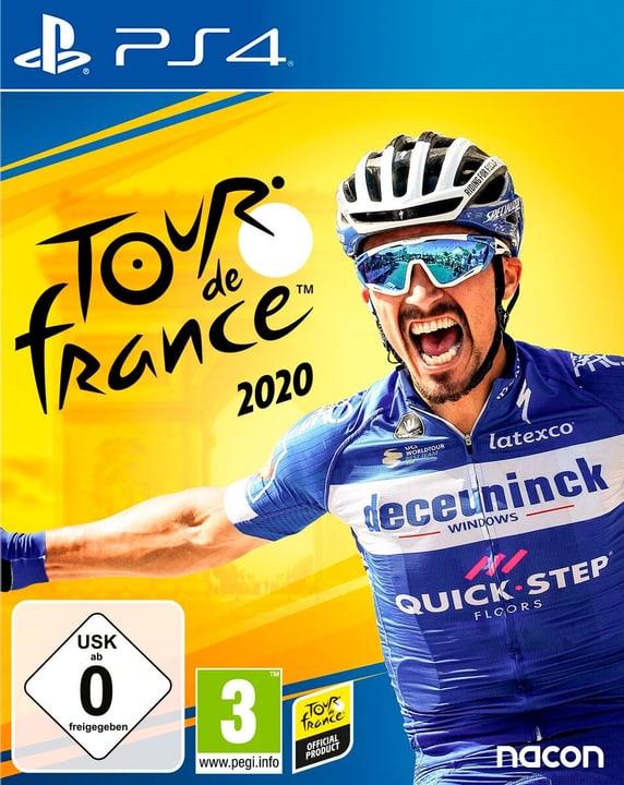 Tour de France 2020 PS4 Box 785300151877 Photo no. 1