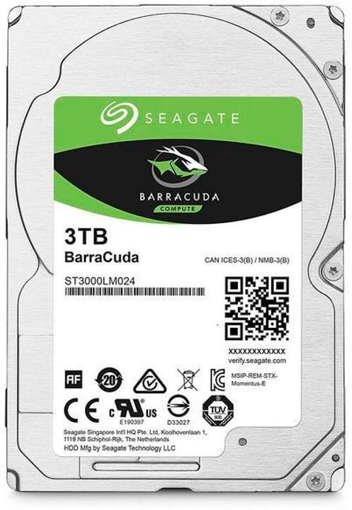 """HDD BarraCuda 3Tb 2.5"""", SATA HDD Intern Seagate 785300143379 Bild Nr. 1"""