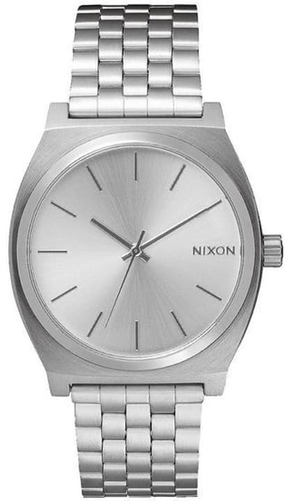 Time Teller All Silver 37 mm Montre bracelet Nixon 785300137032 Photo no. 1