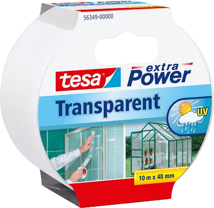 bande réparation Extra Power Tesa 673005300000 Photo no. 1