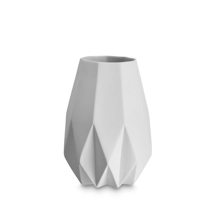 CONIX Vase 396065000000 Dimensions L: 18.0 cm x P: 18.0 cm x H: 25.0 cm Couleur Blanc Photo no. 1