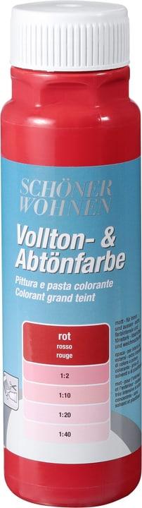 Pittura pien e per digradazione Rosso 250 ml Schöner Wohnen 660901000000 Colore Rosso Contenuto 250.0 ml N. figura 1