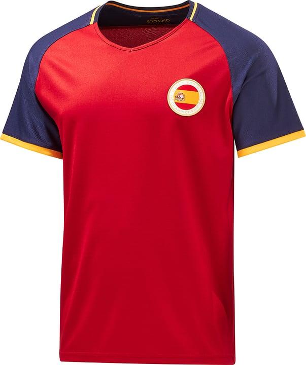 Espagne Maillot de supporter de football Extend 498283500333 Couleur rouge foncé Taille S Photo no. 1