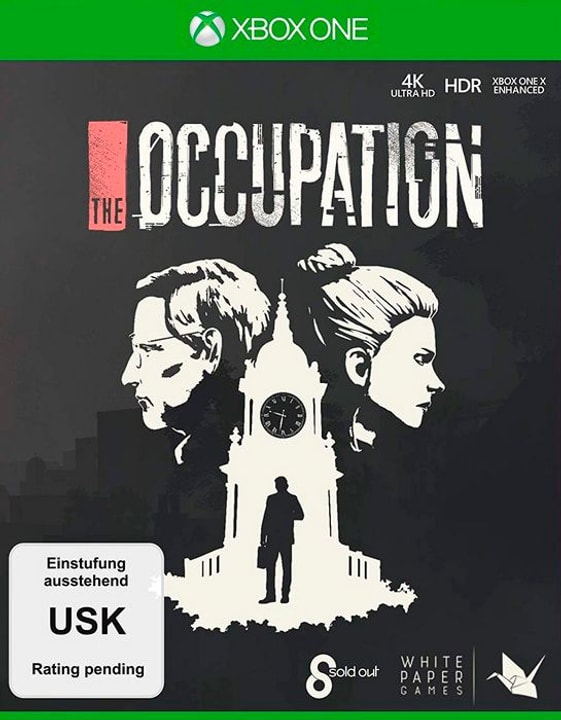 Xbox One - The Occupation D Box 785300141709 Bild Nr. 1
