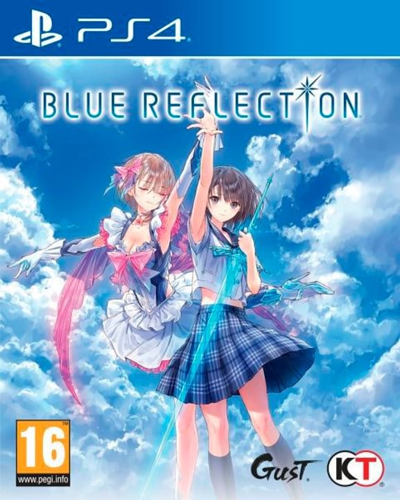 PS4 - Blue Reflection Box 785300128895 Photo no. 1