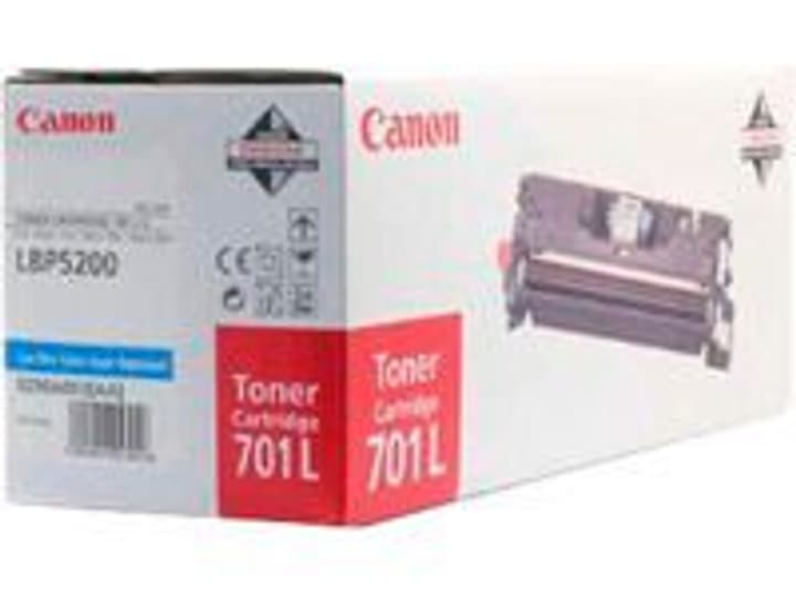 701L Toner cyan Canon 797551000000 Photo no. 1