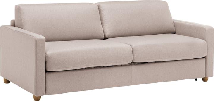 OPUS Canapé-lit 402932500000 Couleur Marron clair Dimensions L: 178.0 cm x P: 204.0 cm x H: 82.0 cm Photo no. 1