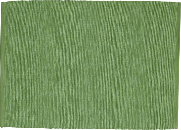 ANIKE set de table 440285400060 Couleur Vert Dimensions L: 45.0 cm x P: 33.0 cm Photo no. 1