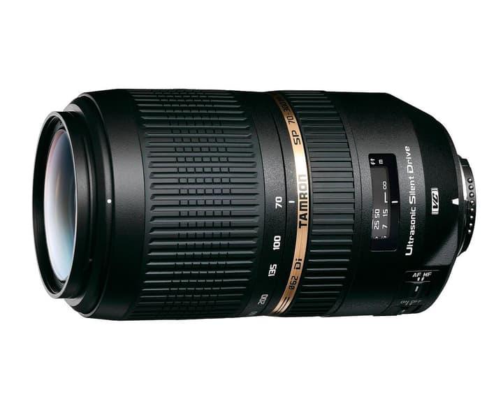 SP AF 70-300mm obiettivo per Nikon / Garanzia CH 10 anni Tamron 785300123855 N. figura 1