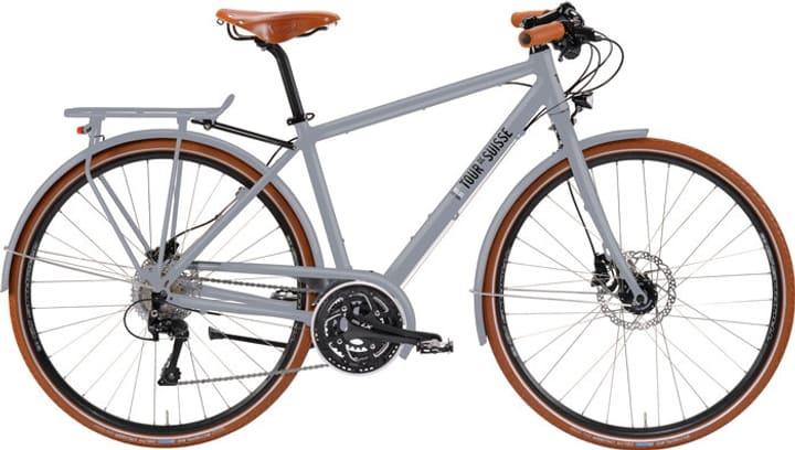 """Hin & Weg 28"""" Vélo de ville Tour de Suisse 463302905380 Couleur gris Tailles du cadre 53 Photo no. 1"""
