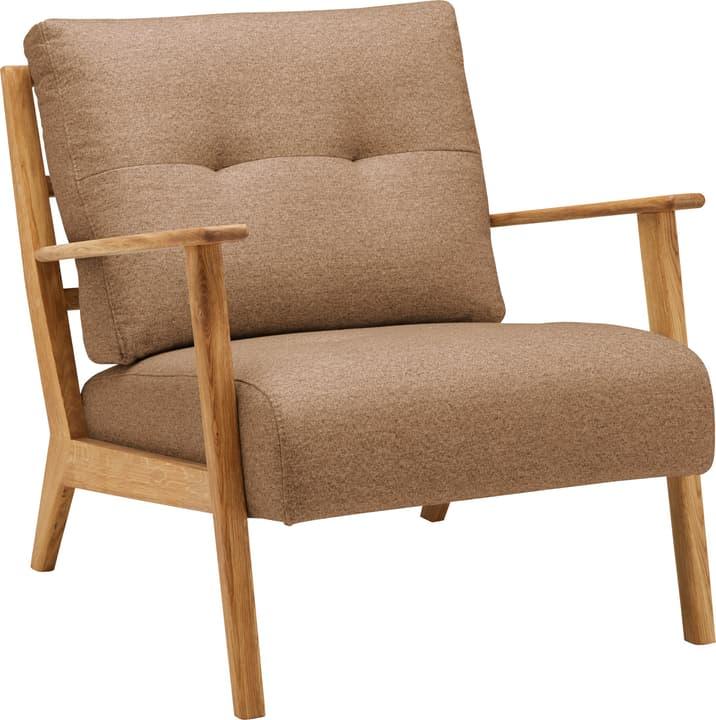 FAUST Sessel 402466907057 Grösse B: 76.0 cm x T: 80.0 cm x H: 78.0 cm Farbe Orange Bild Nr. 1