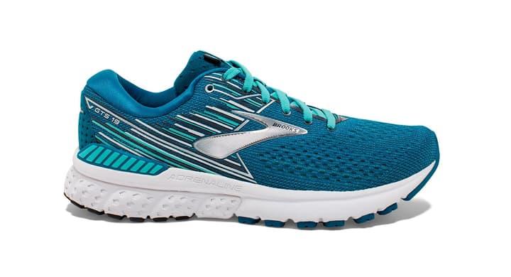 Adrenaline GTS 19 Scarpa da donna running Brooks 492814438040 Colore blu Taglie 38 N. figura 1