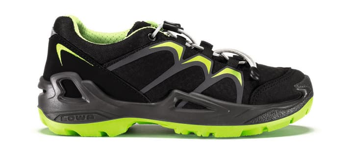 Innox GTX Lo Chaussures polyvalentes pour enfant Lowa 460802925020 Couleur noir Taille 25 Photo no. 1